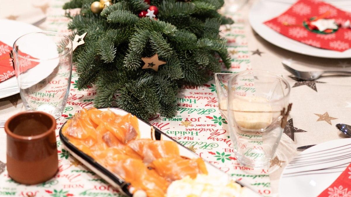 10 vanligaste maträtterna på det traditionella julbordet