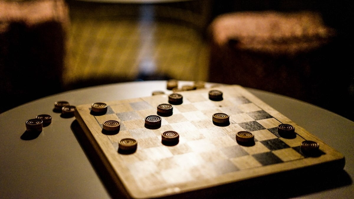 6 klassiska brädspel