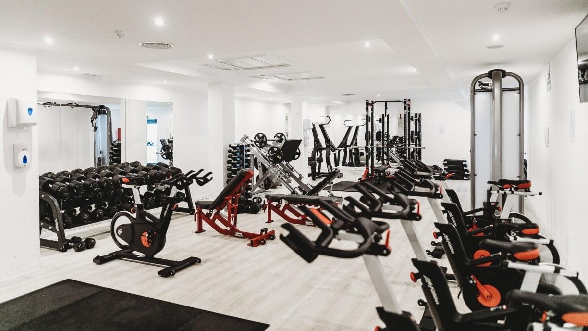 De 5 största gymkedjorna i Sverige