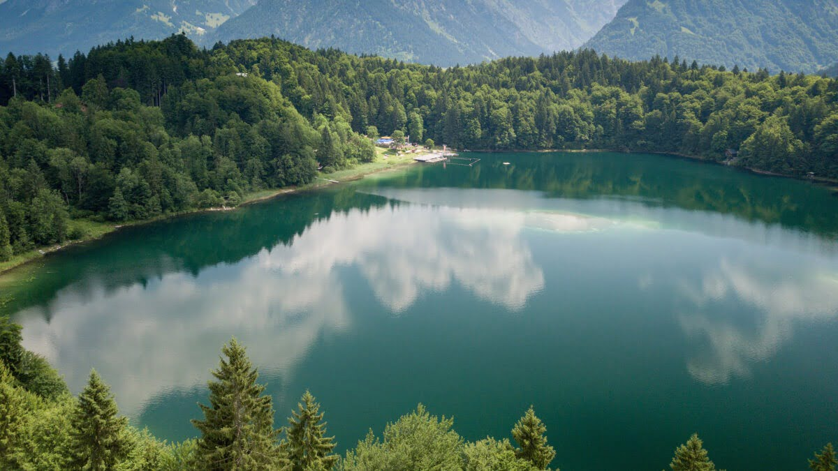 Europas största sjöar