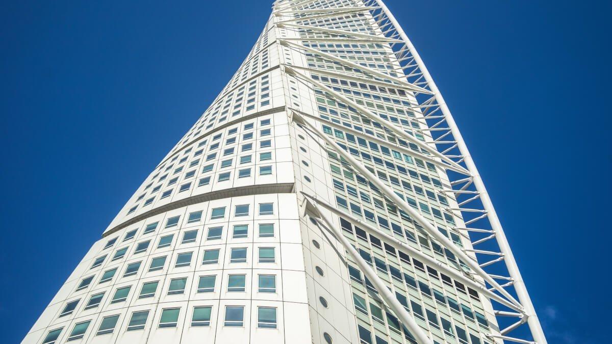 Sveriges största byggnader