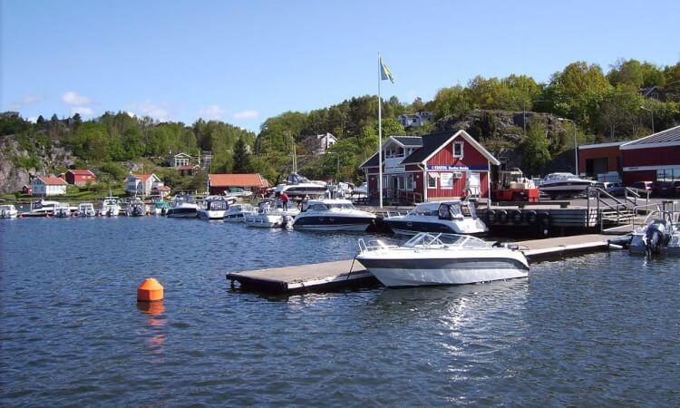 Sveriges största öar - Orust