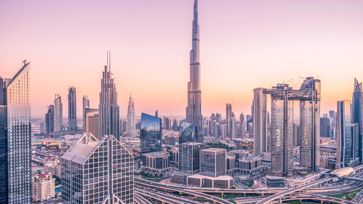Världens högsta byggnader