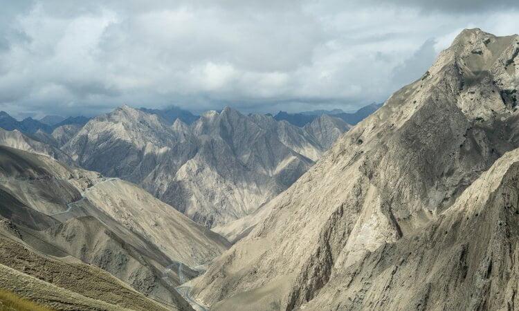 Världens längsta bergskedja - Kunlun Mountains