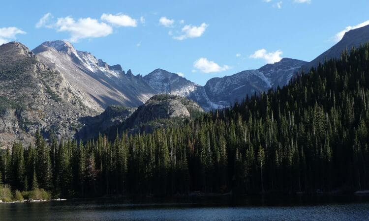 Världens längsta bergskedja - Rocky Mountains