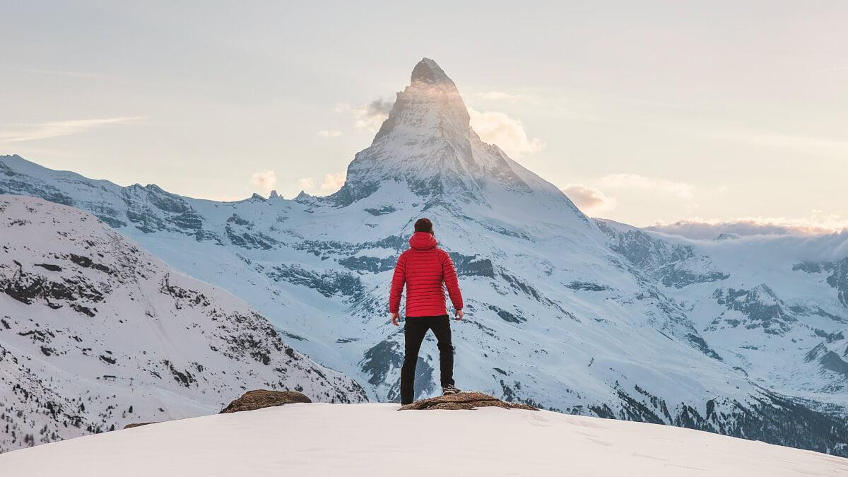 Världens längsta bergskedja