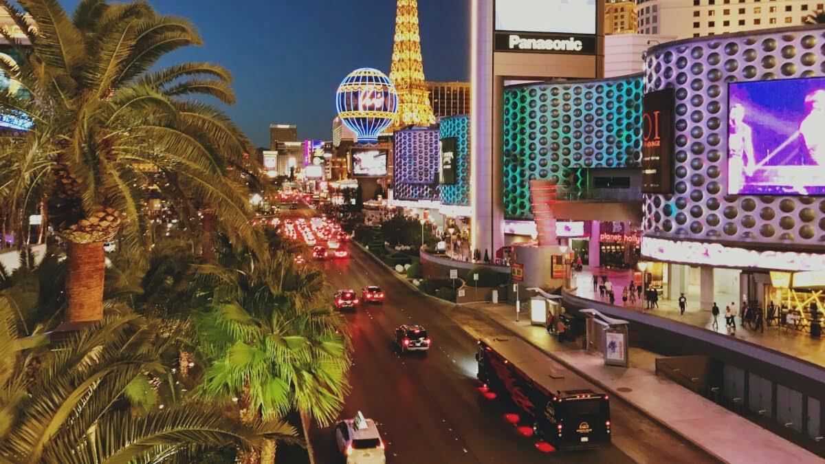 Världens mest kända casinostäder