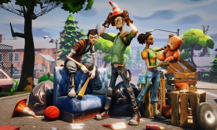 Världens mest spelade datorspel - Fortnite – Battle Royale