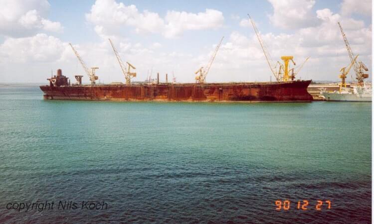 Världens största fartyg - Seawise Giant