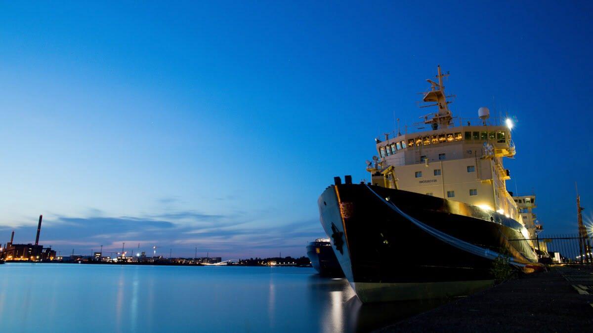 Världens största fartyg