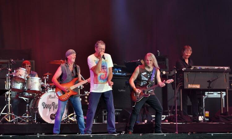 Världens största hårdrocksband - Deep Purple