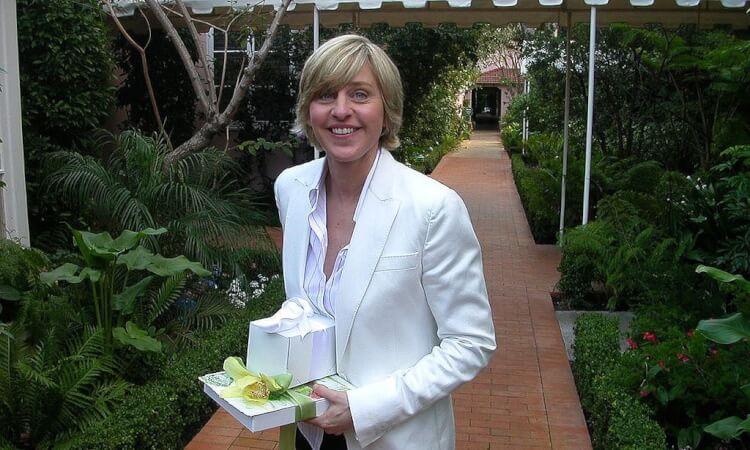 Världens största kvinnliga komiker - Ellen DeGeneres